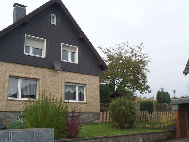 Gästehaus im Bergischen Land nah bei Köln