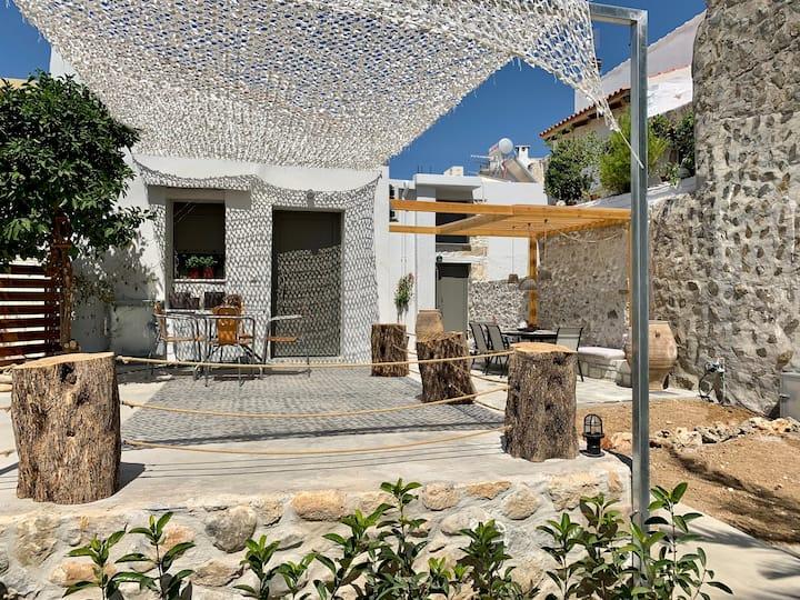 Naiades designed house