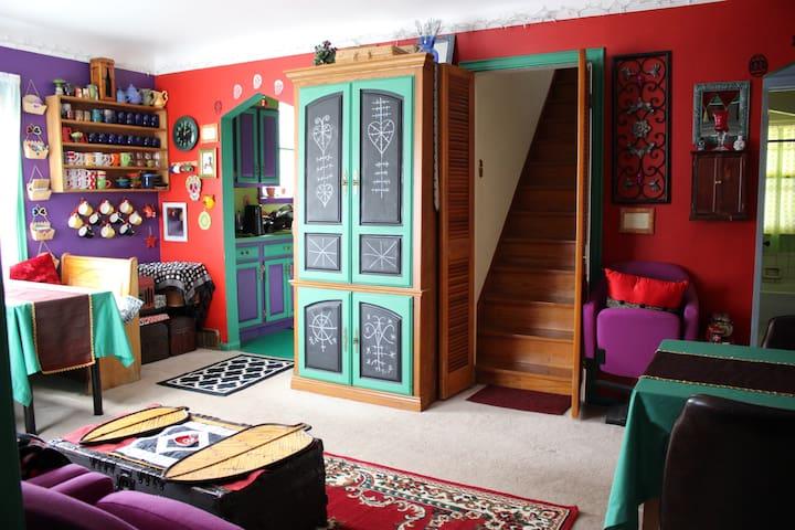 Old Redford Ladybug Cottage