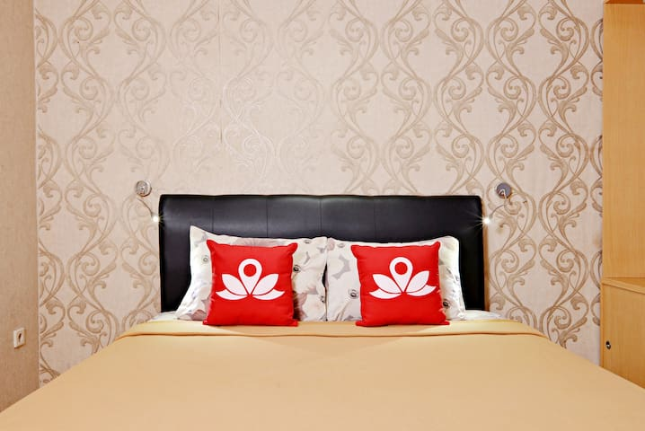 Modern Room at Duren Sawit Dermaga - East Jakarta - Bed & Breakfast