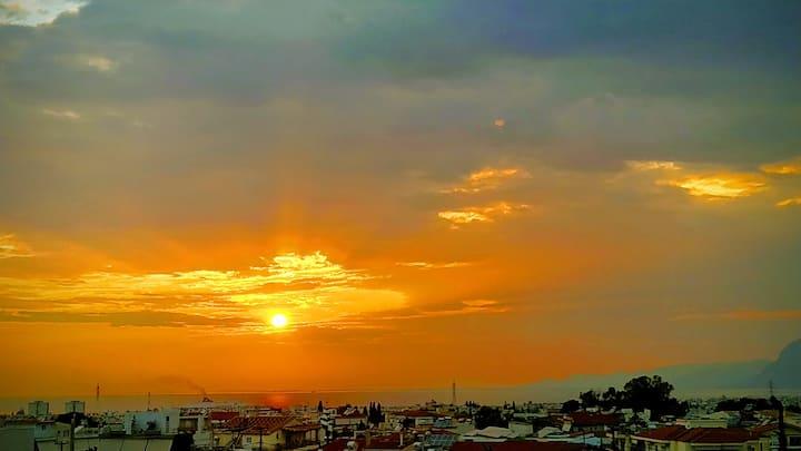 Διαμέρισμα με θέα (apartment with a view)