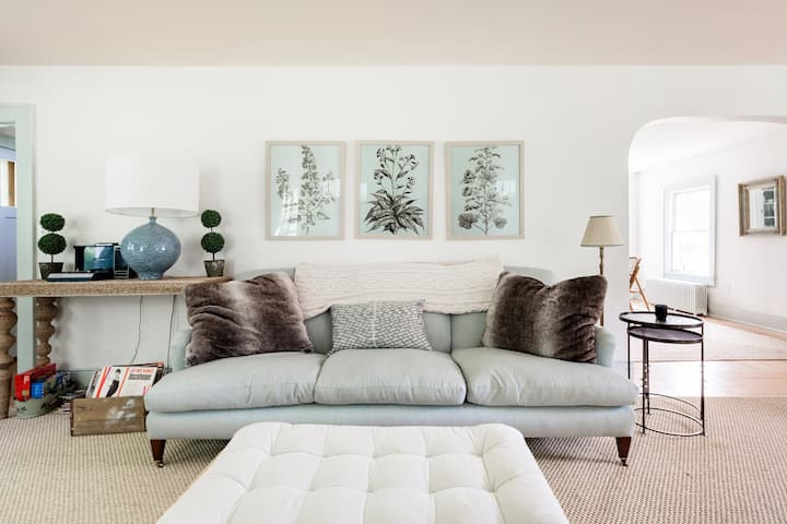 Watauga—Catskills Craftsman-Style House on 72 Acres