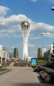 WI Fi TV apartment in Astana - Астана