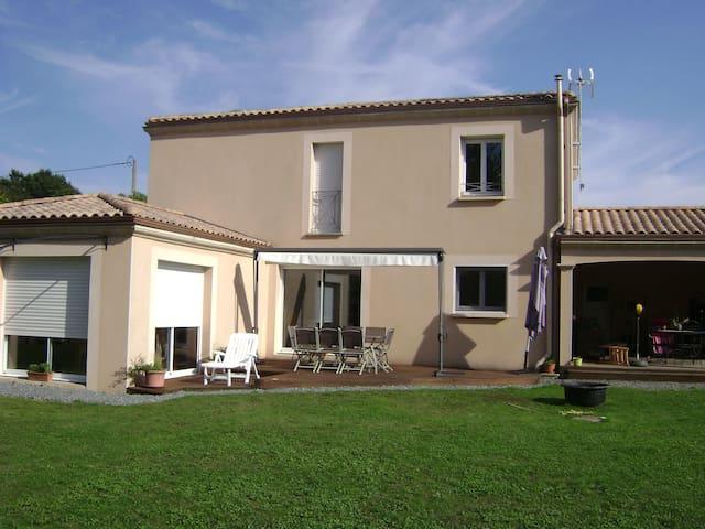 Maison en vendée près du Puy du Fou, venise verte