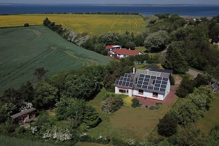 Sommerhus på det skønne Nordmors tæt på Limfjorden