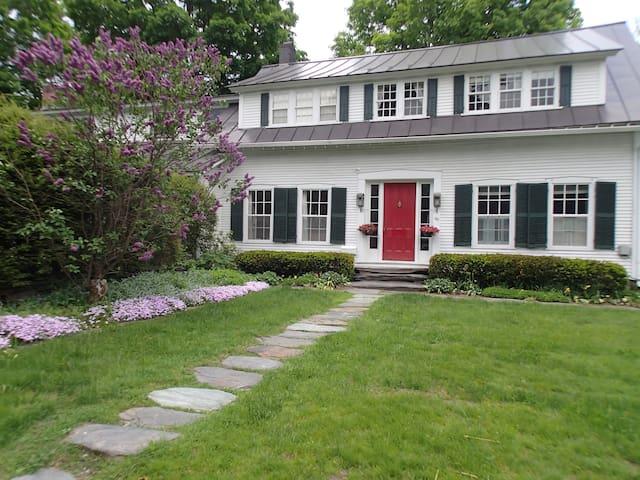 Artful Home in Montpelier, VT near VCFA, Downtown