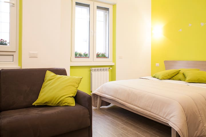 Modern BnB in the heart of Rome - Rzym - Wikt i opierunek