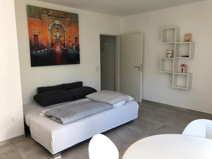 Zentrales City-Apartment