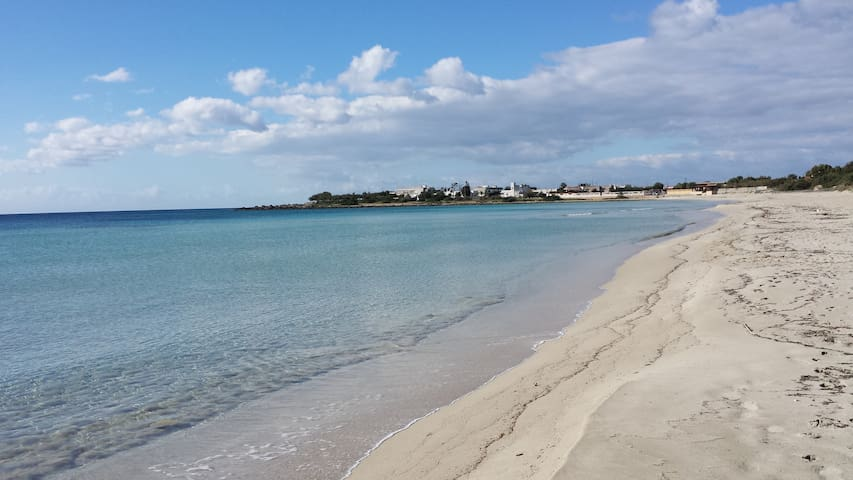 Ampia casa al mare,Salento - Puglia - Torre Colimena