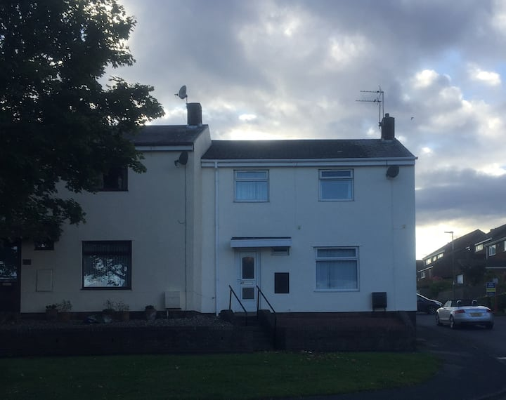 3 bedroom house Durham coast - no cleaning fees