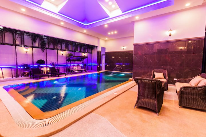 TOP pool villa 4bedrooms