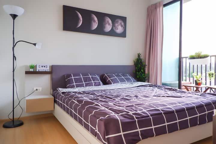 Cozy and homey apartment near the beach