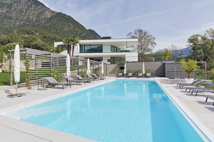 Alpiner Luxus umgeben von traumhafter Natur
