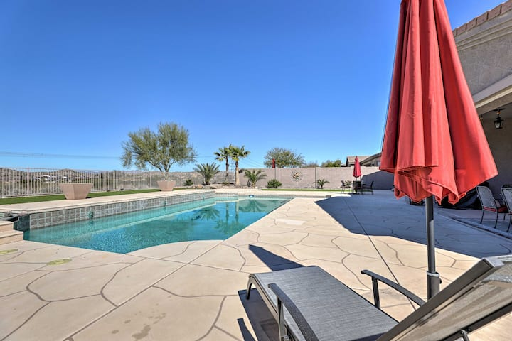 NEW! Estrella Hideaway Near Trails, Lakes & River!