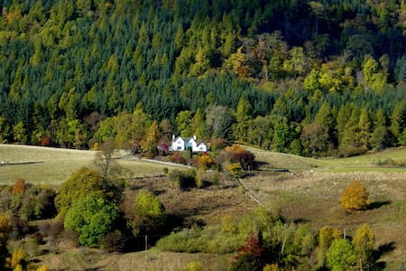 Tombuie: a charming house with unforgettable views - Perth and Kinross - 一軒家