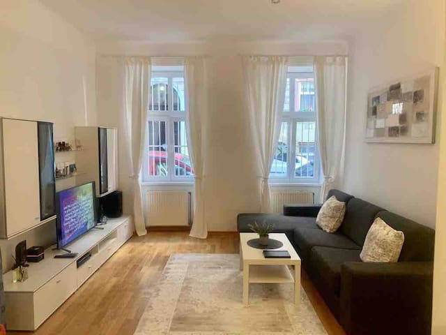 Apartment Volksoper - near City Center 1Min U-Bahn