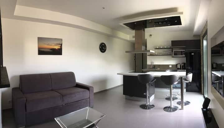 Appartement F2 à Propriano à 300m de la plage