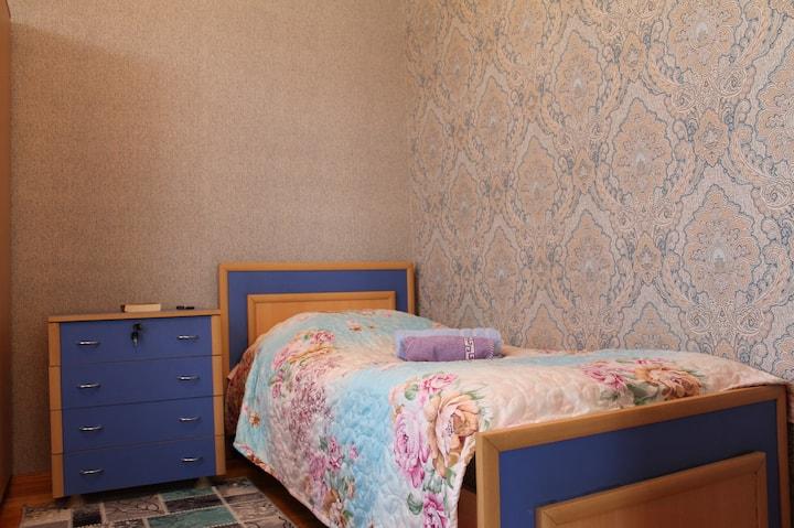 Private Twin Room near The Baku Boulevard