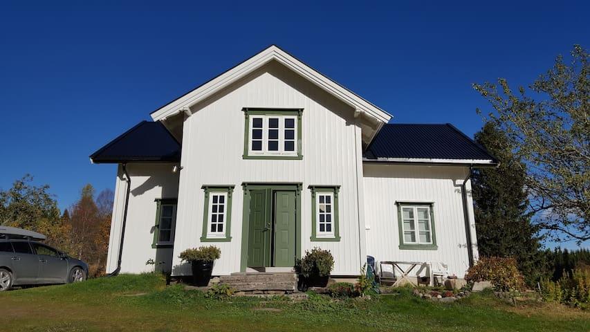 Smallholding in Nordskogbygda