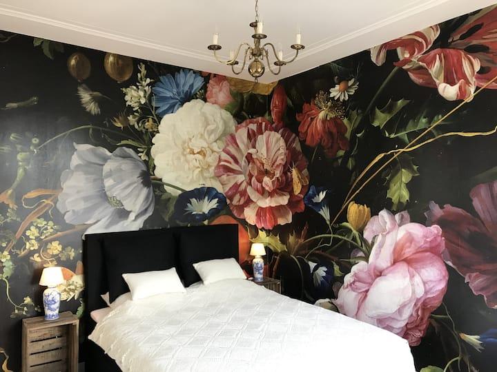 B&B Valkenbos - Flora room