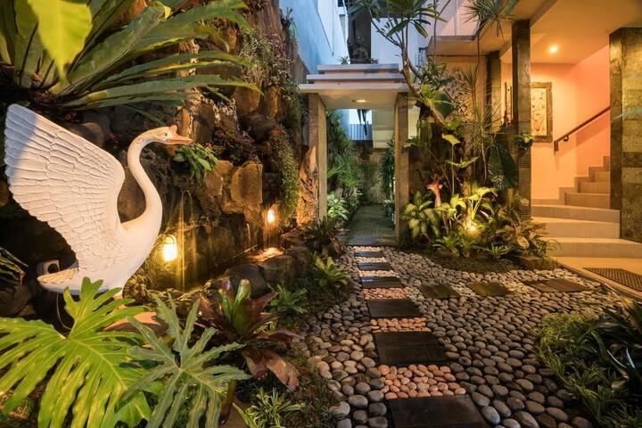 Private Room in Denpasar City Center