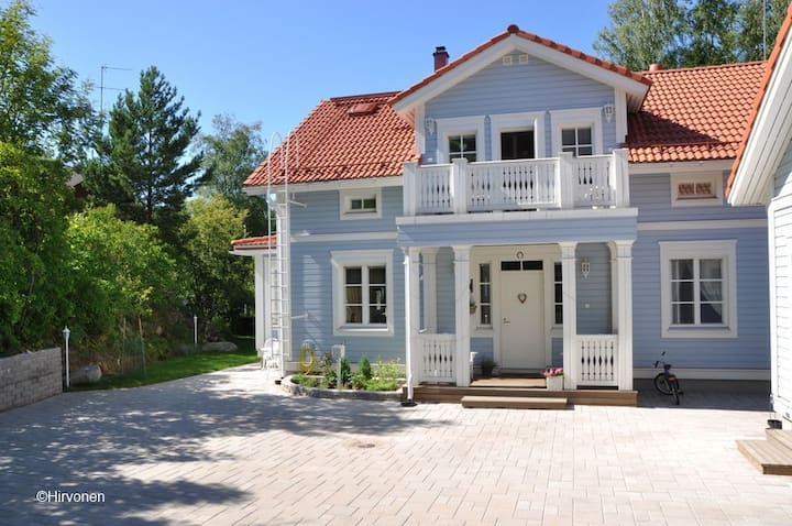 Provence styled 200m2 lux home & 1000m2 garden