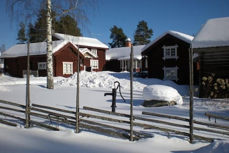 Genuine picturesque cottage / lodge Dalecarlia - Leksand - Hytte