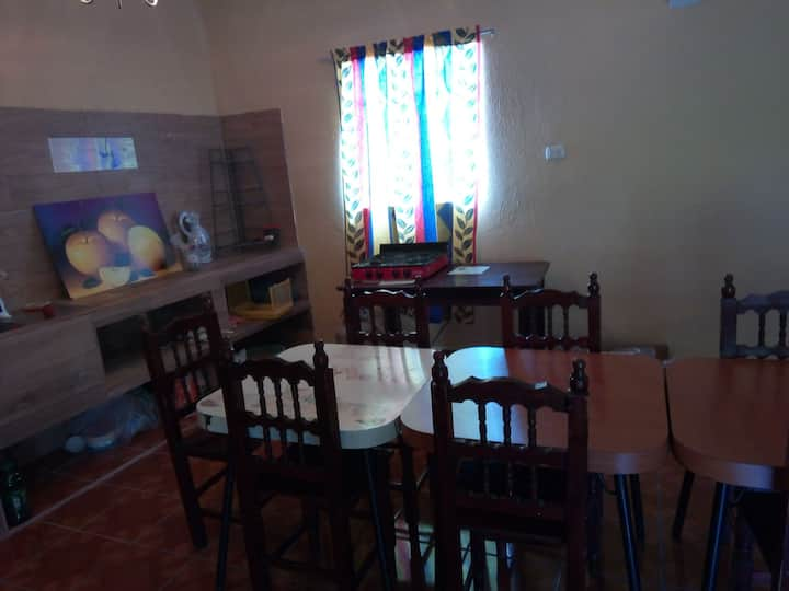 Casa de Campo el Refugio de los Pinos