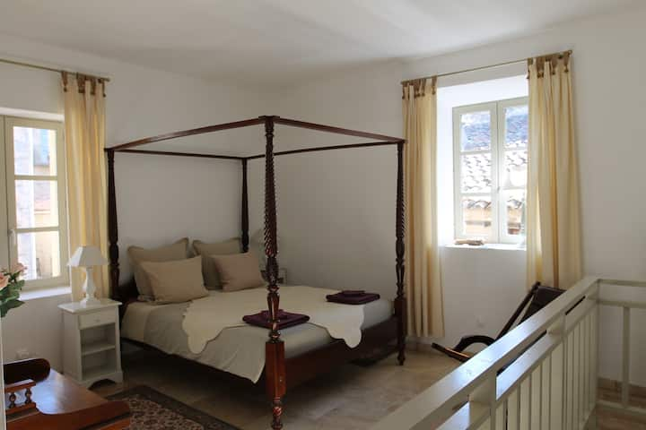 Charming Duplex AC-Wifi-Terrace / Bonnieux Luberon