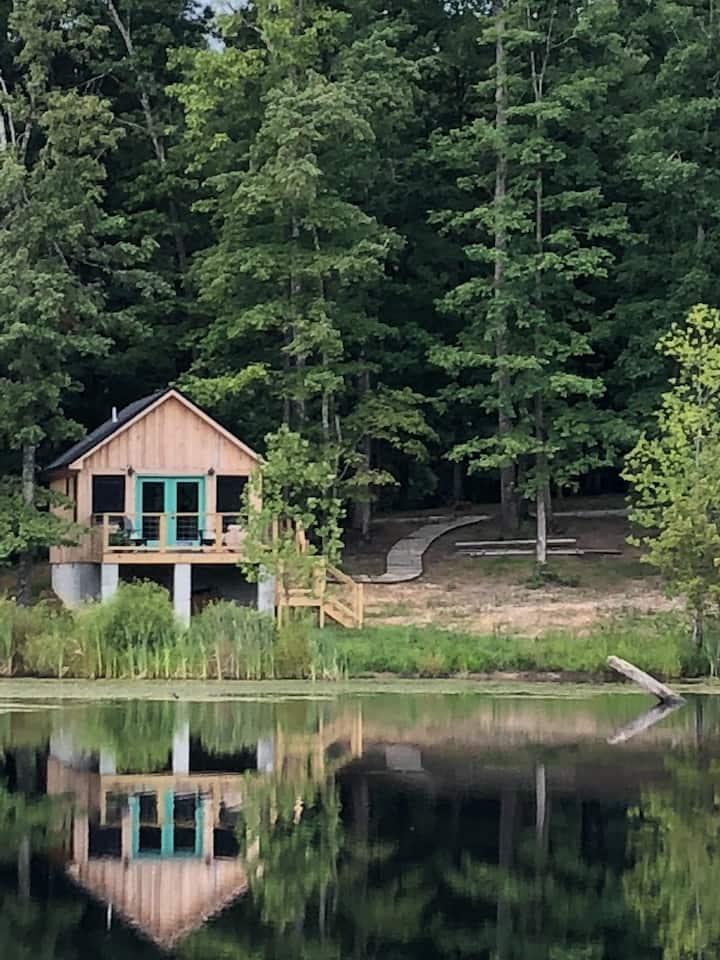 The Camp House at Three Dog Farm