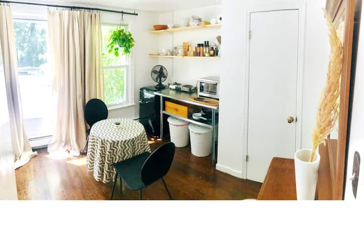 Spacious & Bright Downtown Jersey City Apartment