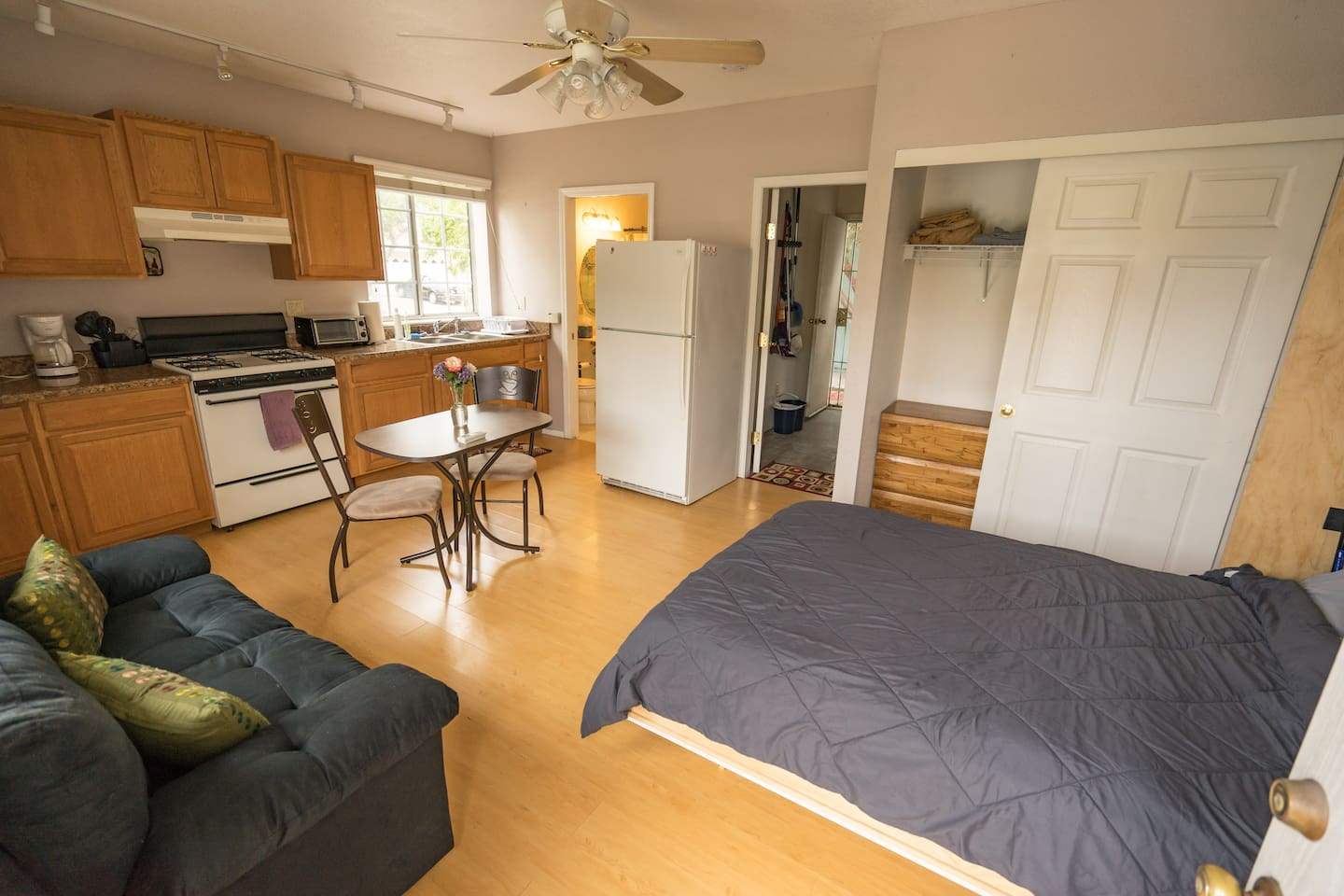 cozy studio apartment in south bay apartments for rent in san