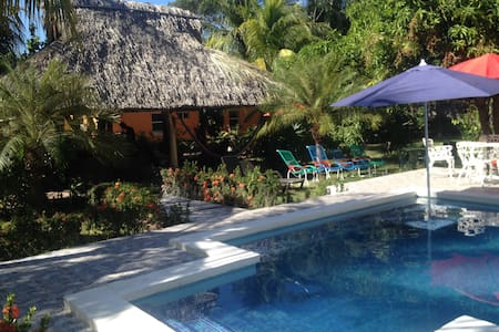 Entire Private Ranch Beach House - Los Cobanos - House