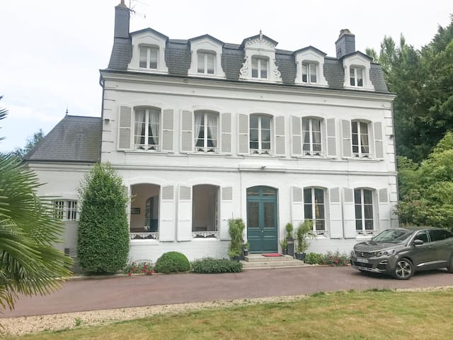 French Styled House Normandy