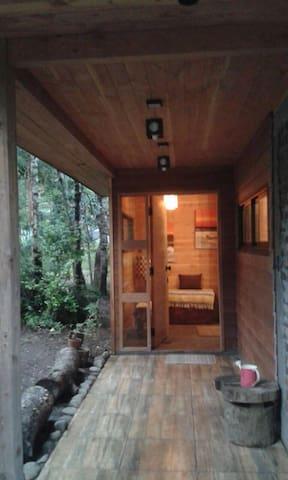 Casa cerca lago  en bosque Caburga - Caburga  - Dom