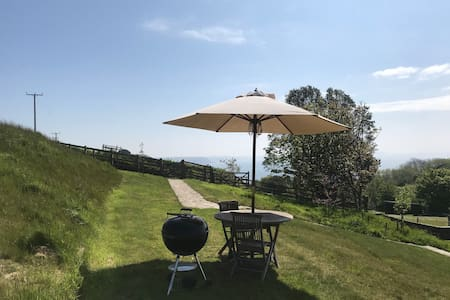 Devon hideaway by the seaside, stunning views