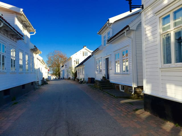 Nice and cosy apartment in summer paradise - Lillesand - Apartment