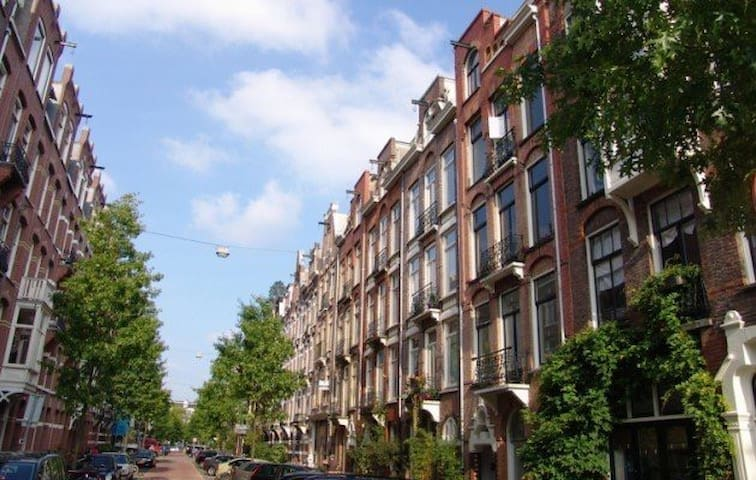 Great apartment for 2 in Amsterdam - Amsterdam - Hus