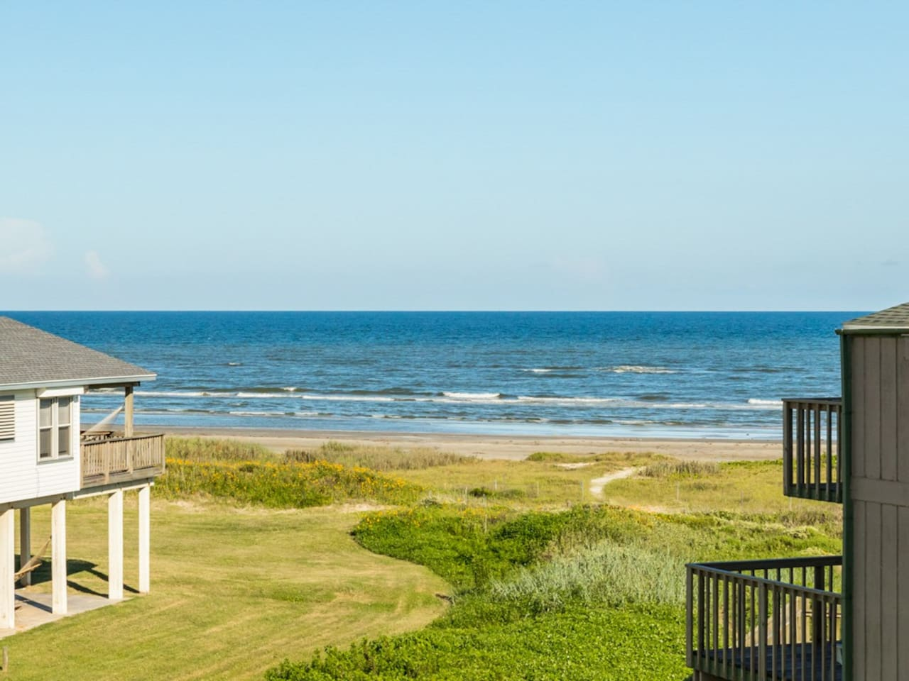 Welcome to Karankawa Beach! Your rental is professionally managed by TurnKey Vacation Rentals.