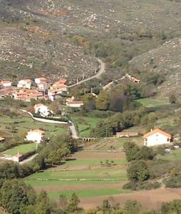 Ferienhaus in Portugal - Tinhela/Agordela