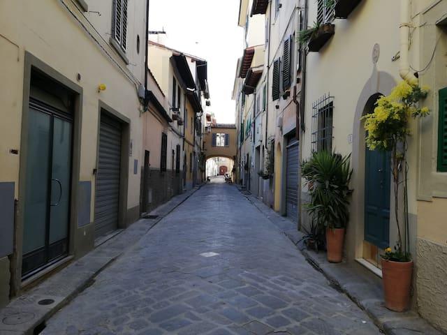 Oriental Suite in San Frediano