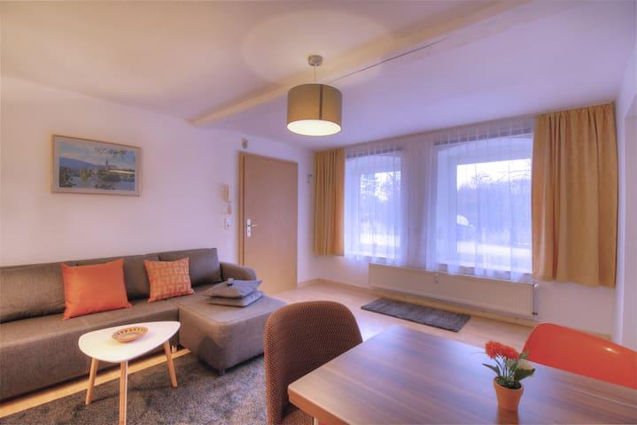 Zuhause im Harz - dein Appartement zum Abschalten