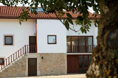 Casa das Quintanas, capacidade 6 pessoas - Caçarelhos
