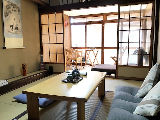 Tanaka House - Kyoto - House