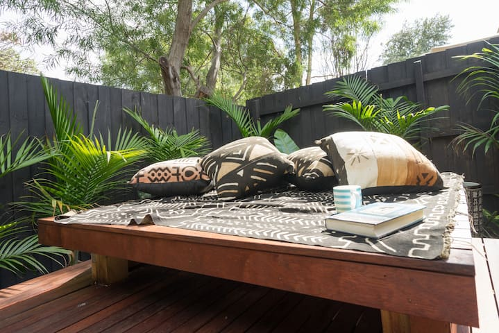 Private oasis 5 minutes to beach - Frankston - Casa adossada