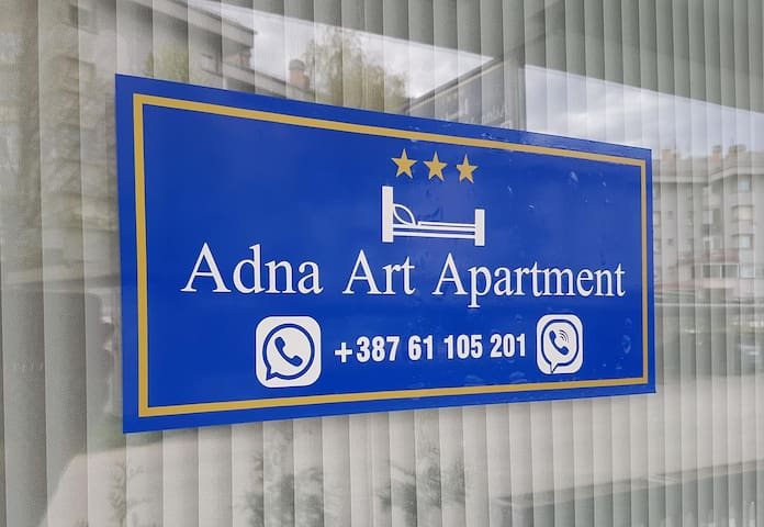 Adna Art Apartment