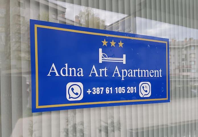 Adna Art Apartment