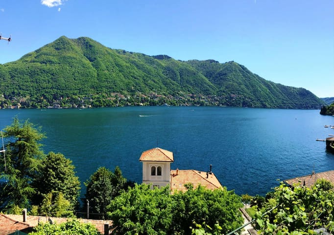 "Lago di Como wonderful view  ""La Madonnina 2"""