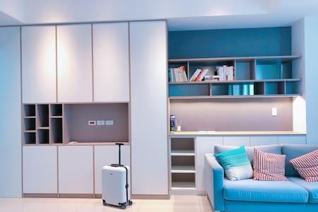 限長期租客! Stylish/new apartment/LinkouA9/地鐵站上方購物美食