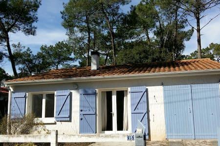 Charmante maison plage à pied - Longeville-sur-Mer - Σπίτι